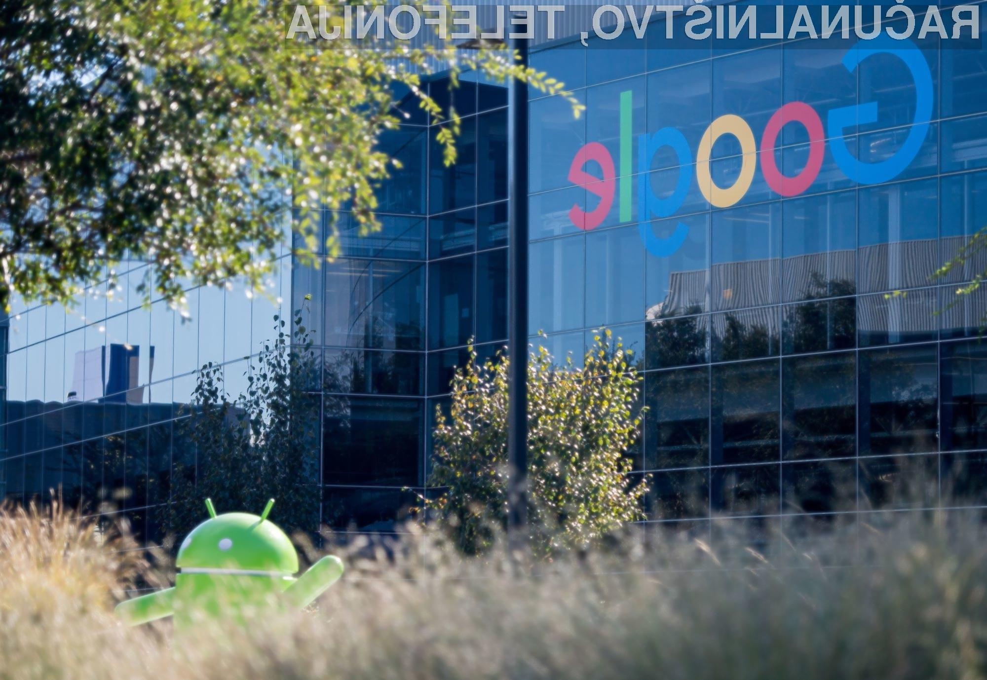 Novi mobilni operacijski sistem Android P je že navdušil mnoge programerje!