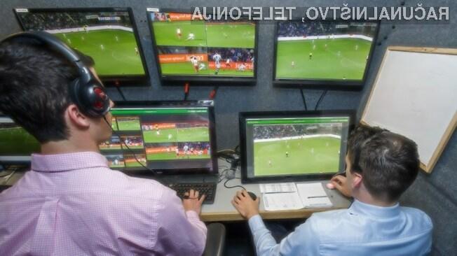 Nogometno romantiko bo na letošnjem svetovnem prvenstvu nadomestila tehnologija