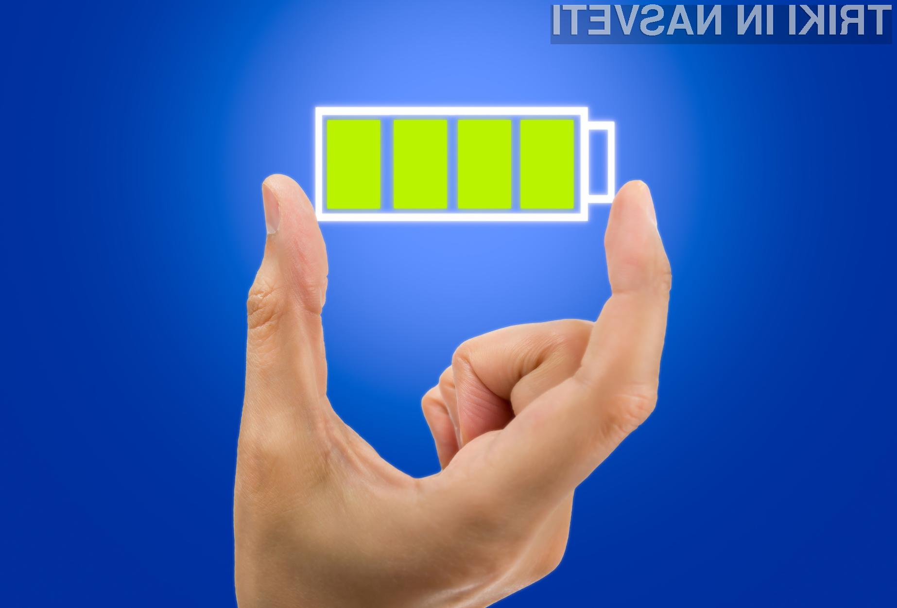Z nekaj enostavnimi prijemi lahko hitro podaljšamo avtonomijo delovanja pametnega mobilnega telefona.