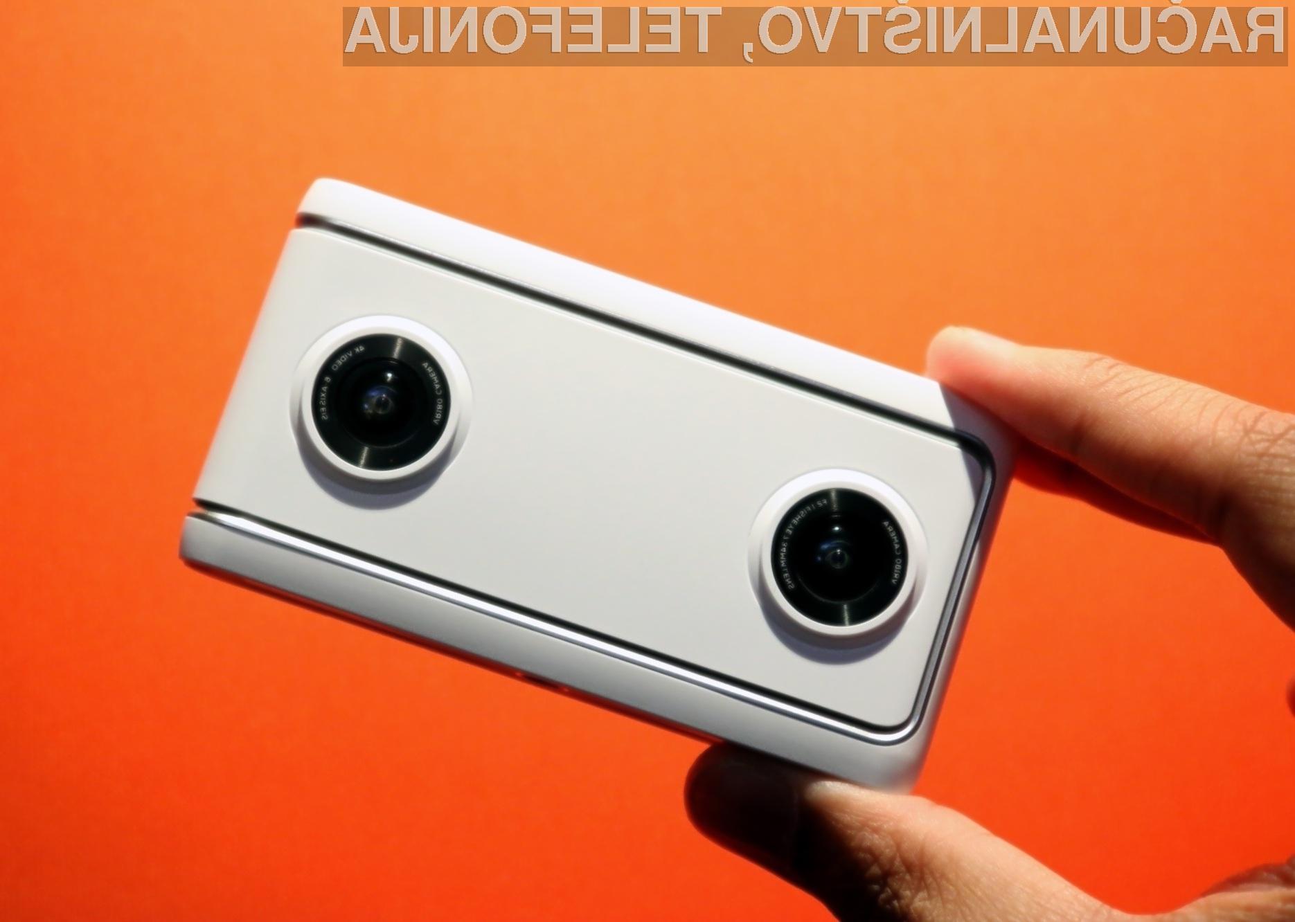 Kamera Lenovo Mirage Camera nedvomno predstavlja pomembno prelomnico na področju navidezne resnilnosti.