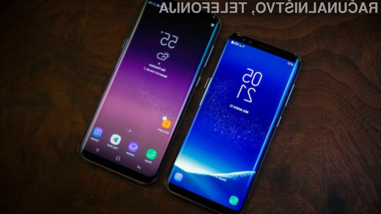 Tisti, ki so pri naš že naročili telefona Samsung Galaxy S9 in S9+, ju bodo prejeli že 9. marca.