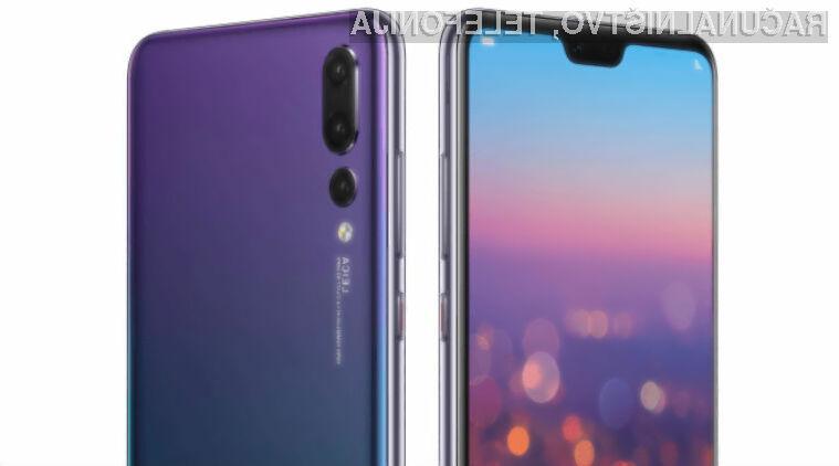 Huawei P20 naj bi bil uradno predstavljen že konec marca.