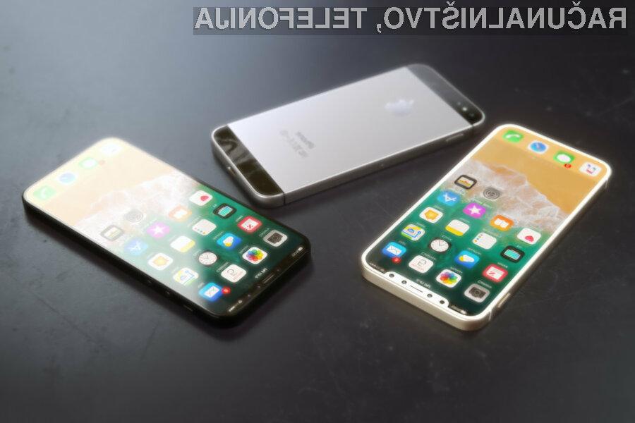 Poceni pametni mobilni telefon iPhone SE bi lahko kmalu dobil dostojnega naslednika.
