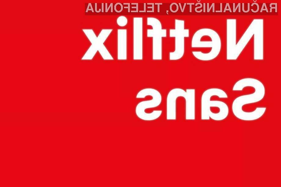 Netflix prihaja na tržišče s svojo lastno pisavo