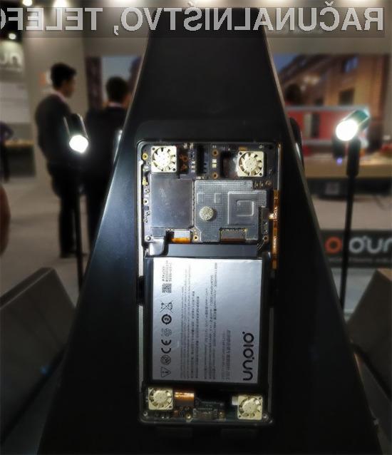 Pametni mobilni telefon za igre podjetja Nubia naj bi razpolagal s kar štirimi hladilnimi ventilatorji.