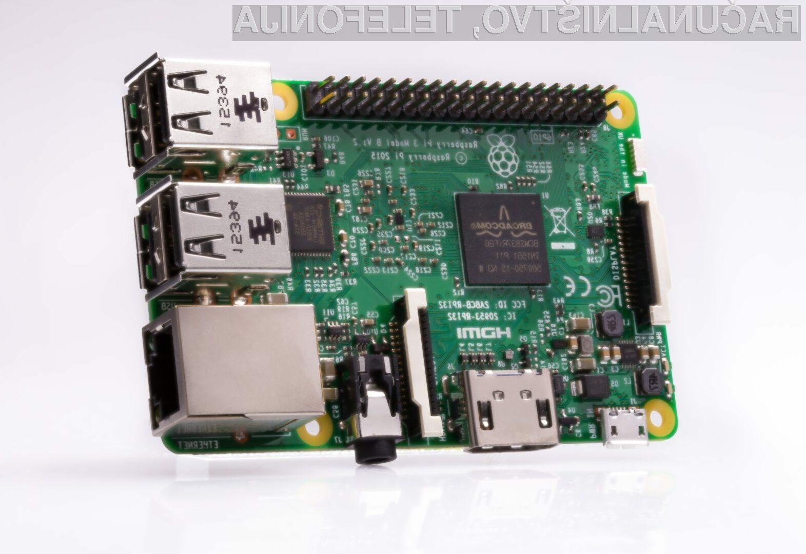 Raspberry Pi 3B+ je še boljši in uporabnejši od predhodnikov!