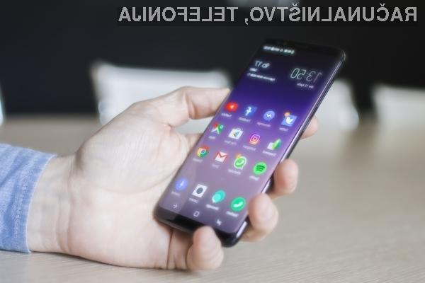 Telefona Galaxy S8 in Galaxy S8+ sta končno prejela Android 8 Oreo, ki deluje tako, kot mora!