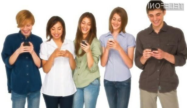 Za relativno malo denarja lahko dobimo odličen pametni mobilni telefon.