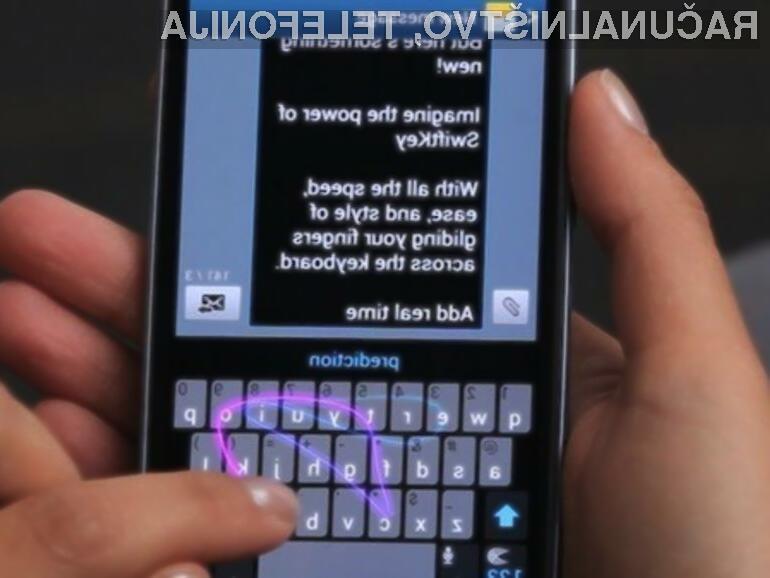 Tipkovnica SwiftKey Keyboard je postala še boljša in uporabnejša!