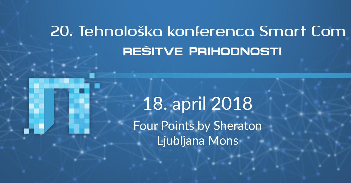 20. Tehnološka konferenca Smart Com