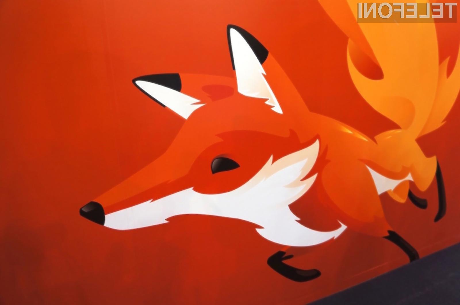 Novi Firefox bo poskrbel za dodatno zaščito zasebnosti uporabnikov Applovih mobilnih naprav.