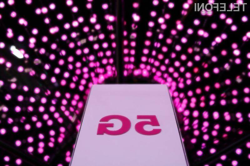 Kdo je vse pripravljen na 5G?