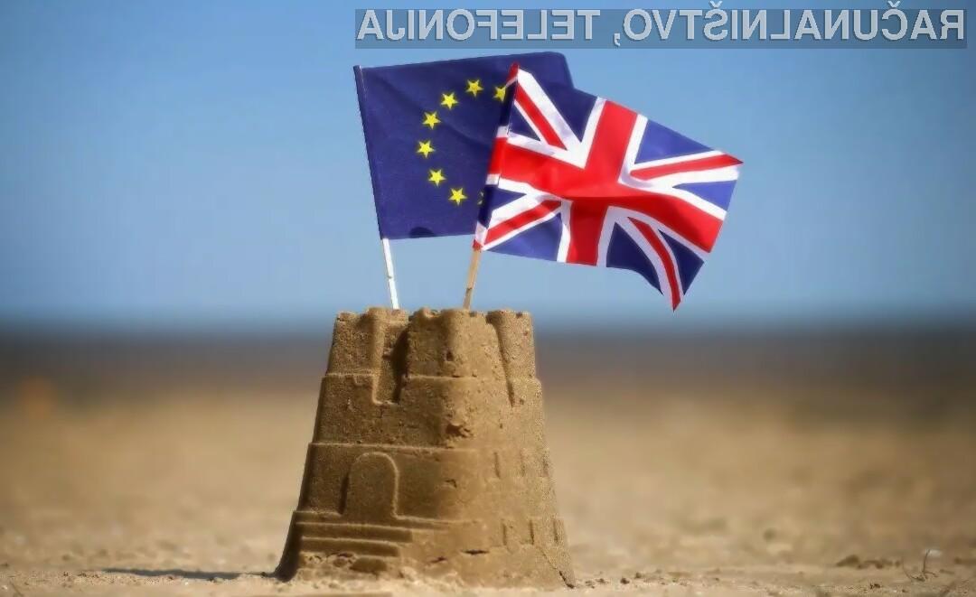 Britanski državljani in britanska podjetja ne bodo več upravičena do uporabe domene .eu.