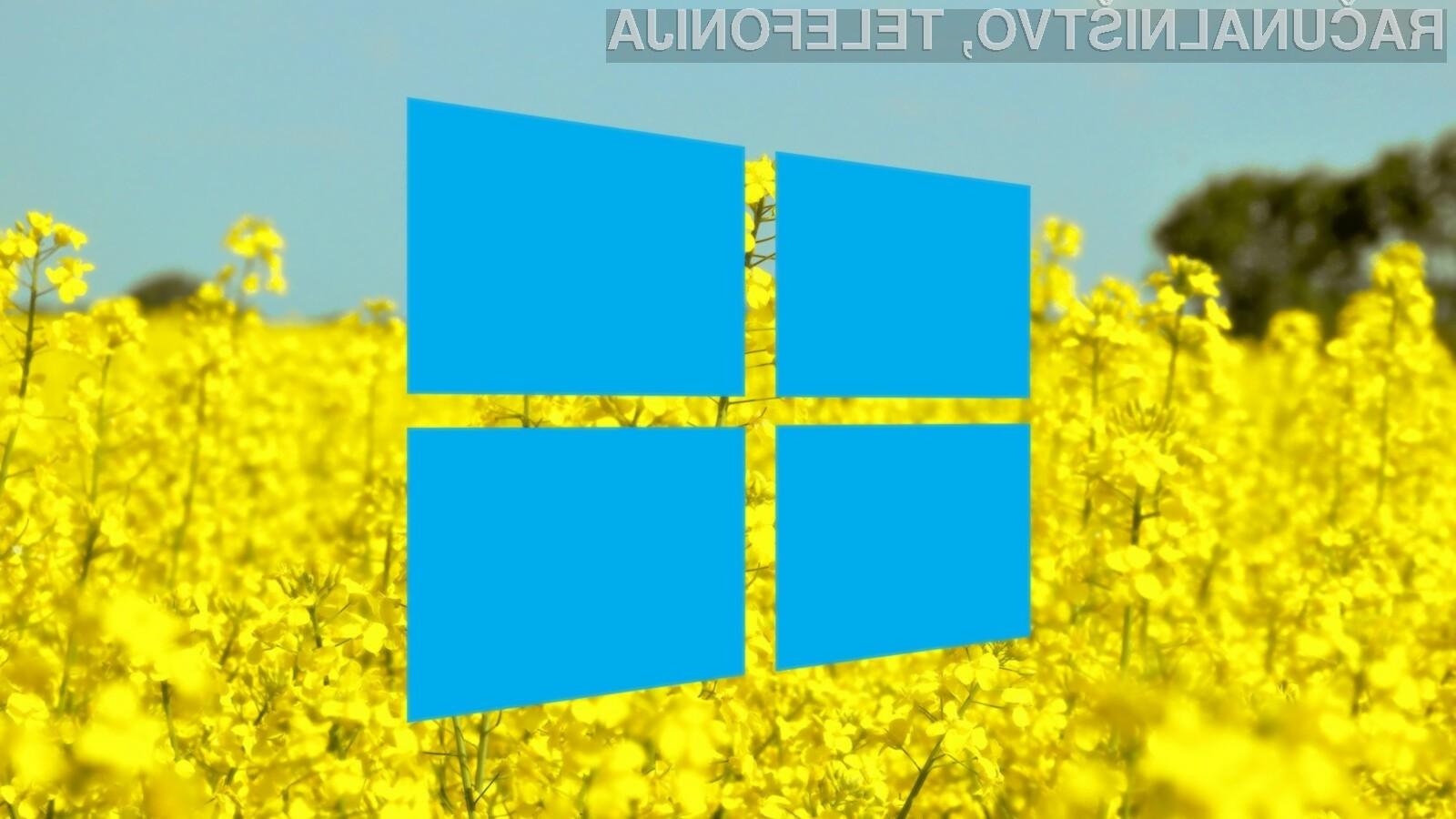 Posodobitev Windows 10 April 2018 Update bo opazno izboljšala uporabnost vašega računalnika!