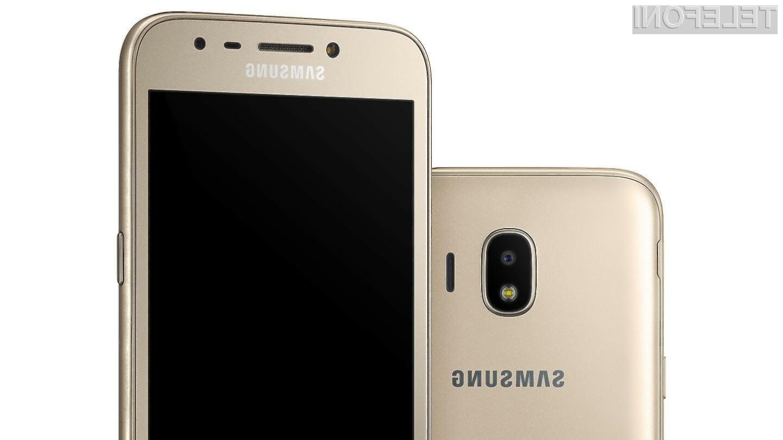 Telefon Samsung SM-J260G naj bi kot prvi iz ponudbe južnokorejskega giganta temeljil na osnovi platforme Android Go.