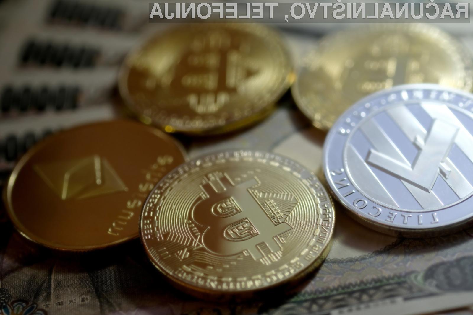 Vse več bank širom sveta se spravlja nad kriptovalute.