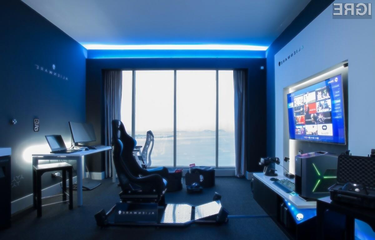 Hotelska soba za najbolj zagrete igričarje ima vse, kar potrebujemo za najboljšo igričarsko izkušnjo.