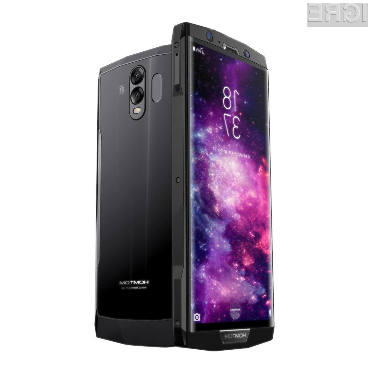 Pametni mobilni telefon HOMTOP HT70 nam zagotovo ne bo treba polniti na vsakem koraku!
