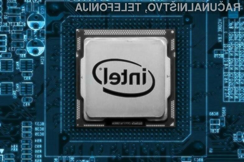 Pred zlonamernimi kodami nas bodo varovali kar Intelovi procesorji!