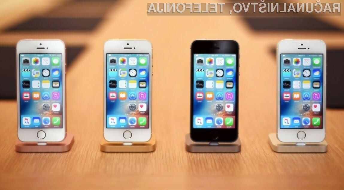 Kompaktni iPhone še ni rekel zadnje!
