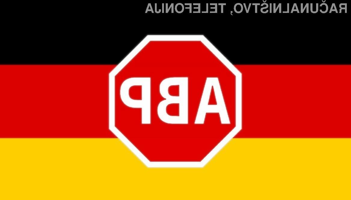 Nemško sodišče je tokrat odločilo v prid lastnika programskega orodja AdBlock Plus.