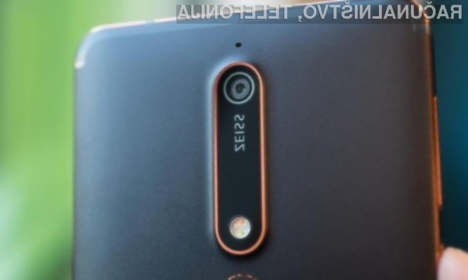 Nova Nokia X6 bo pisana na kožo tistim, ki pametni mobilni telefon uporabljajo predvsem za zajem fotografij in video posnetkov.