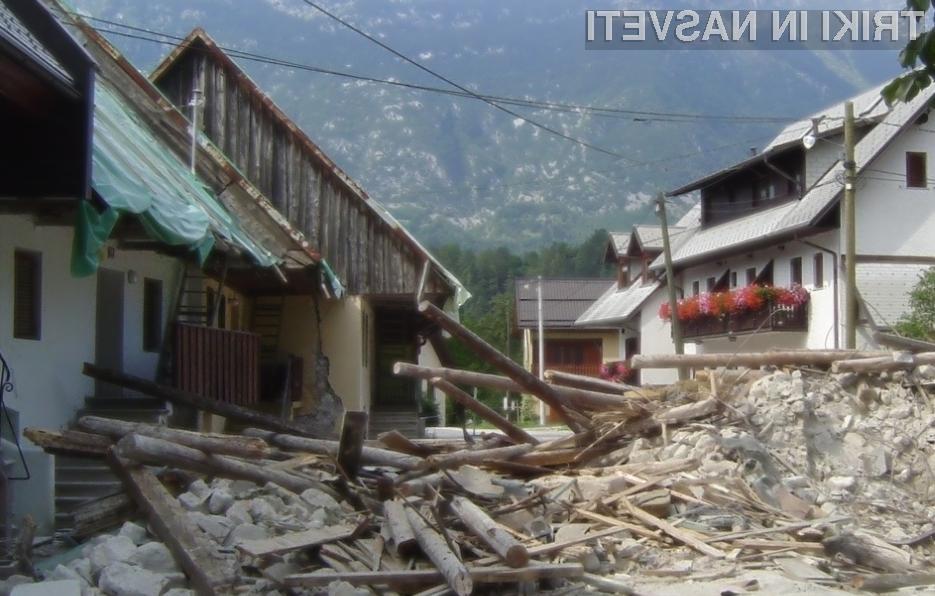 Kako varna je vaša hiša pred potresi?