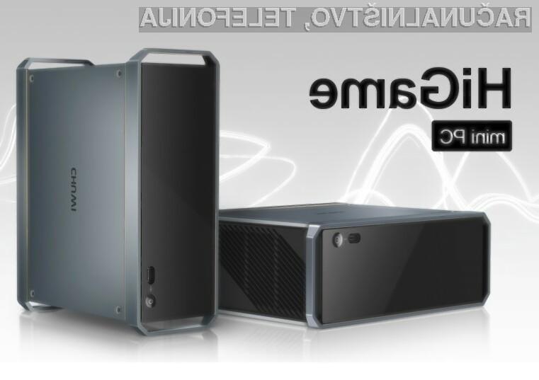 Osebni računalnik HiGame podjetja Chuwi bo kot nalašč tudi za najzahtevnejša opravila!