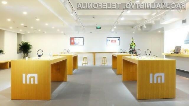 Izdelke podjetja Xiaomi bomo lahko osebno preizkusili na Dunaju!