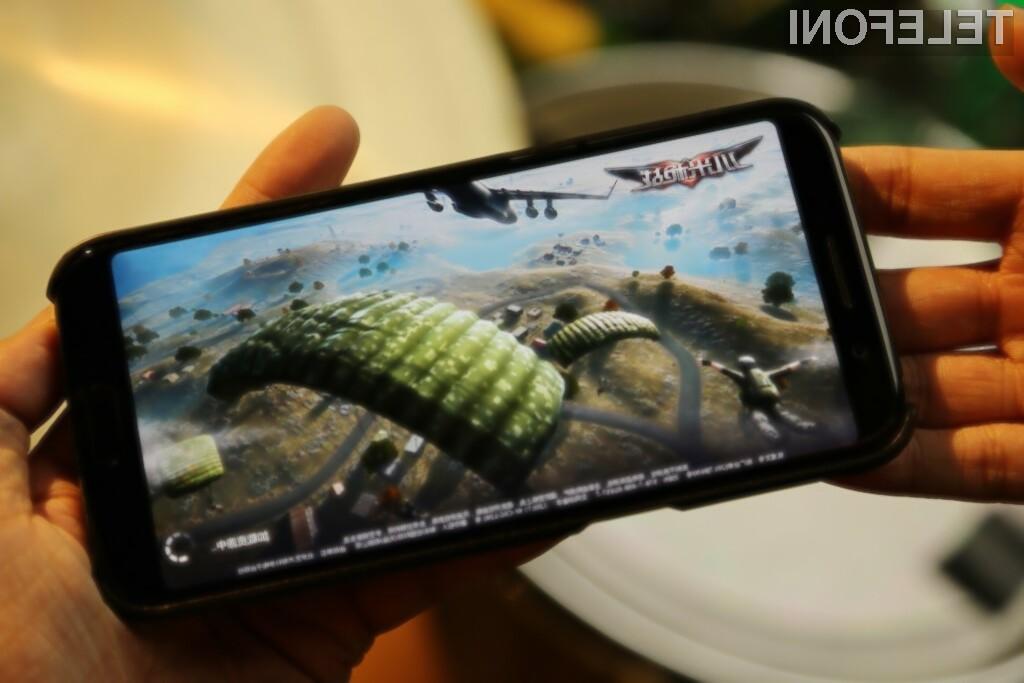 Xiaomi Black Shark je idealen za igranje mobilnih iger!