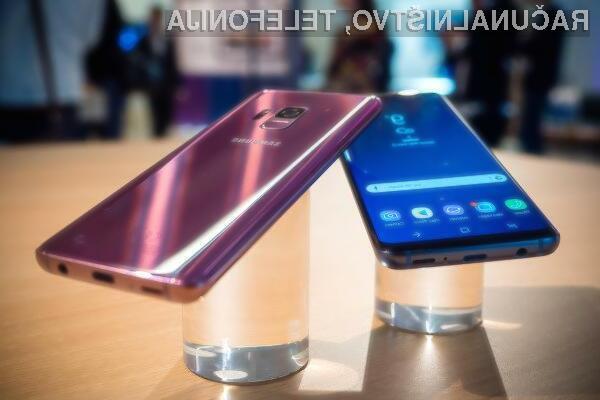 Trenutno najzmogljivejši pametnih mobilni telefon je Samsung S9+ (G965U)!