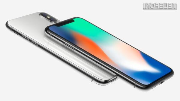 Novi pametni mobilni telefoni iPhone naj bi že bili opremljeni z naprednimi procesorji A12.