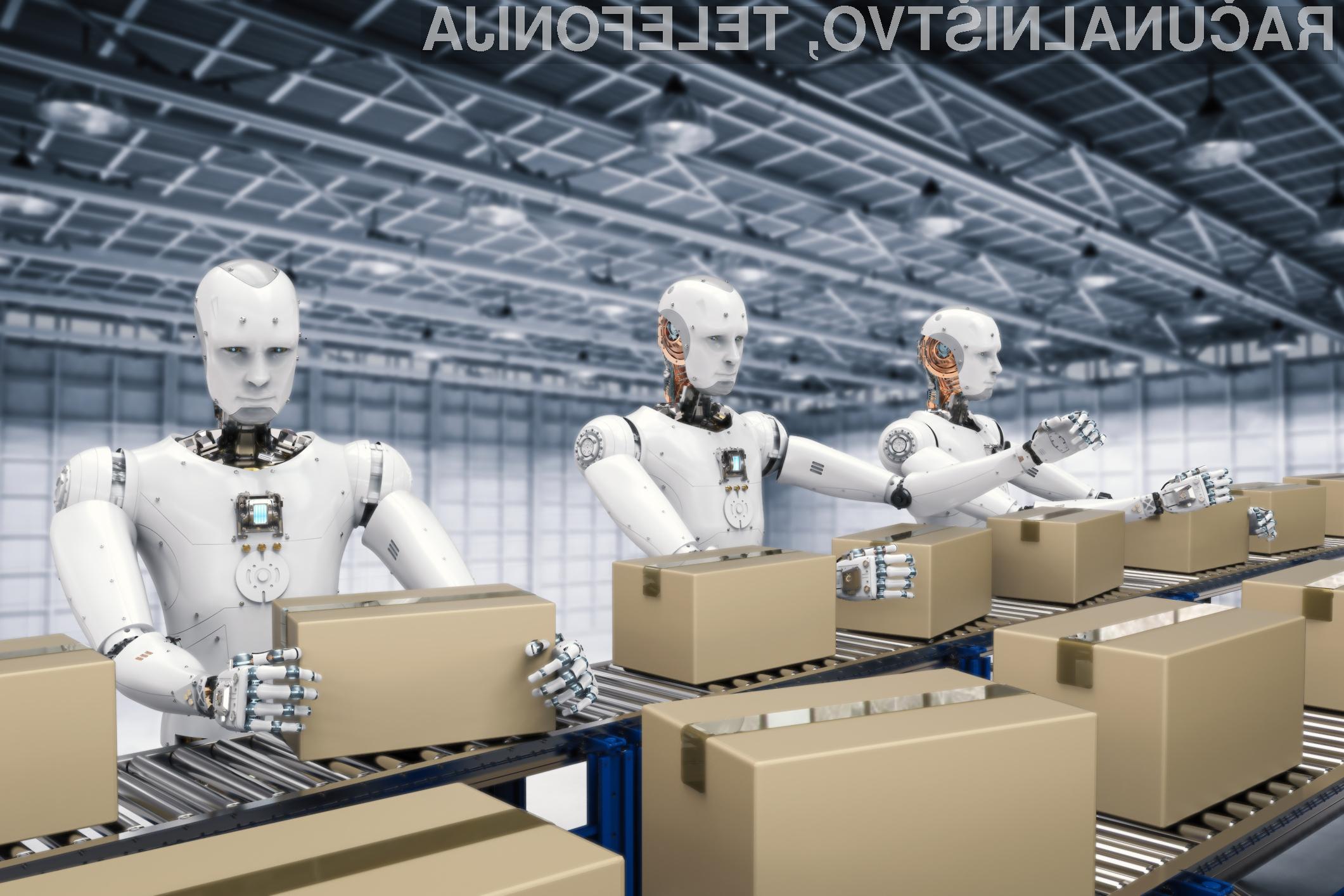 Stroji se že lahko naučijo dela zgolj z opazovanjem ljudi.