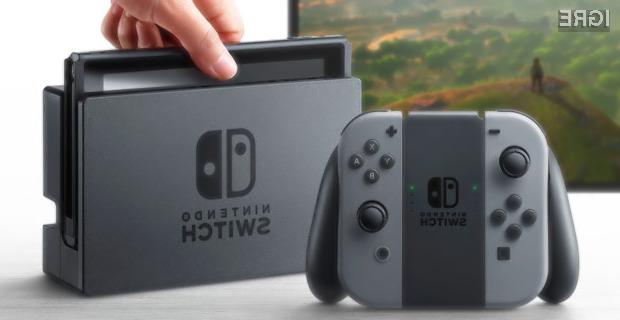 Nintendo Switch ogroža varnostna luknja