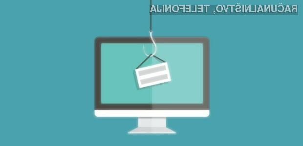 Nove phishing prevare na vidiku