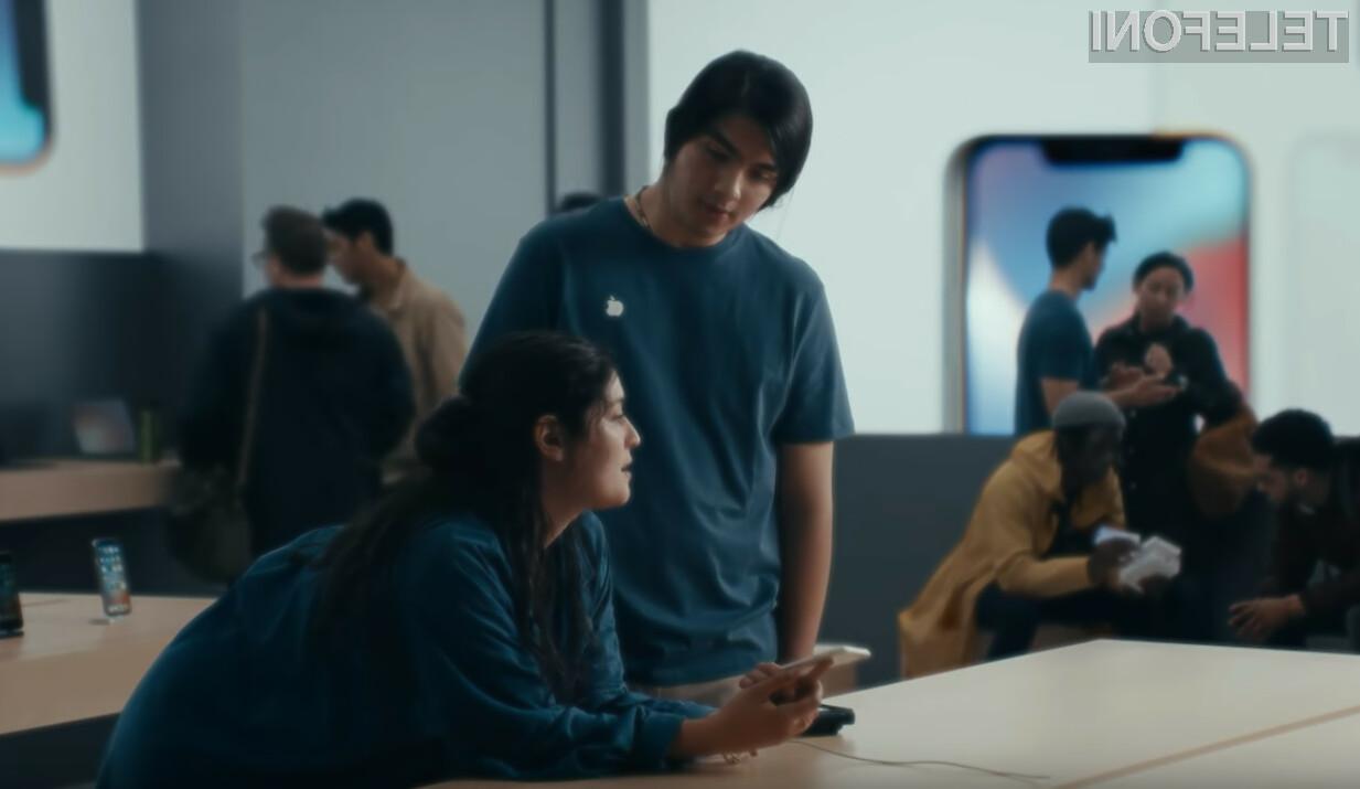 Samsung se je ponovno spravil nad slabo kakovostjo izdelkov podjetja Apple.