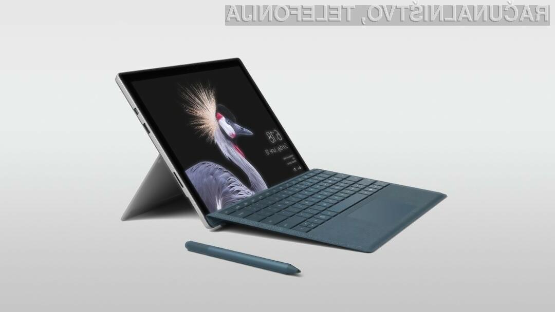 Cenejši in kompaktnejši tablični računalnik Surface naj bi bil naprodaj v drugi polovici letošnjega leta.