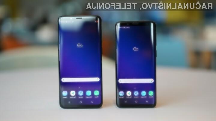 Težave z zvokom pri telefonih Samsung Galaxy S9 in Galaxy S9+ so preteklost!