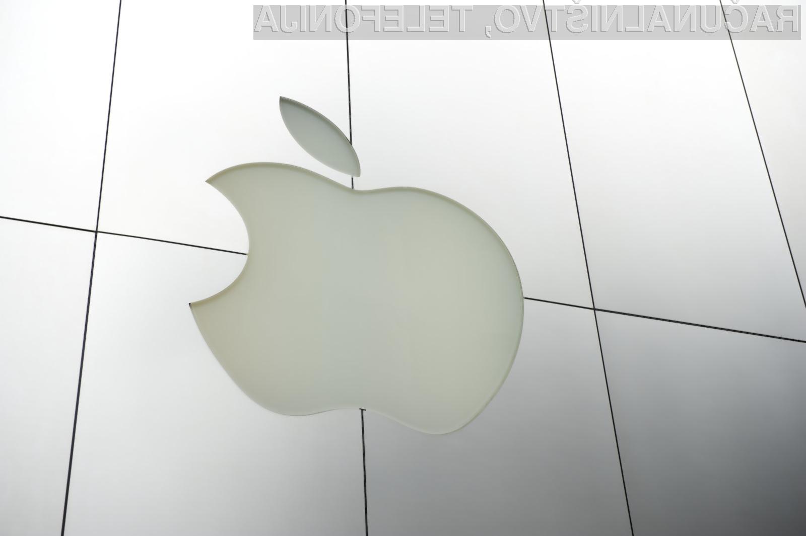 Apple Irski v prvem plačilu nakazal 1,5 milijard evrov