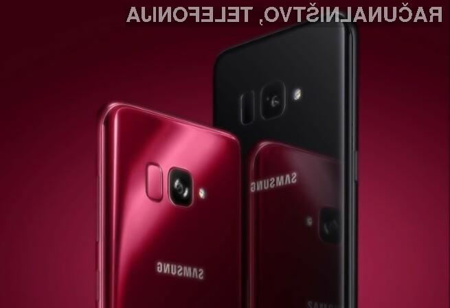 Samsung prijetno presenetil s telefonom Galaxy S Light!