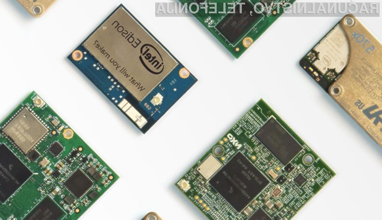 Platforma Google Android Things je pisana na kožo napravam internet stvari.