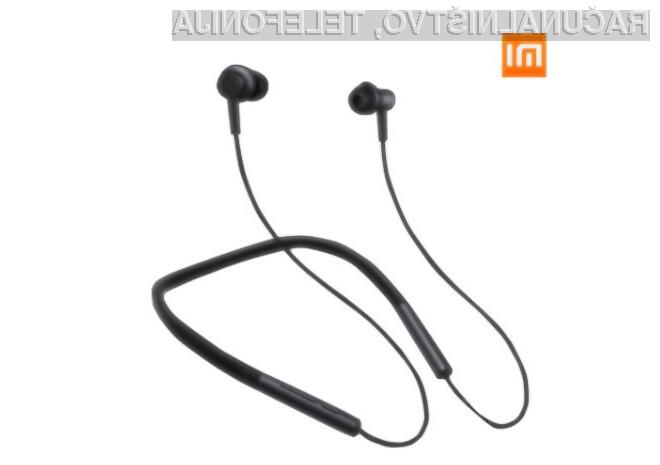 Slušalke Xiaomi Collar Earphone Neckband Jaws vas zagotovo ne bodo pustile na cedilu!