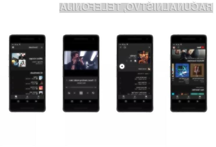 Novi storitvi YouTube Music in Premium so uporabniki več kot dobro sprejeli!