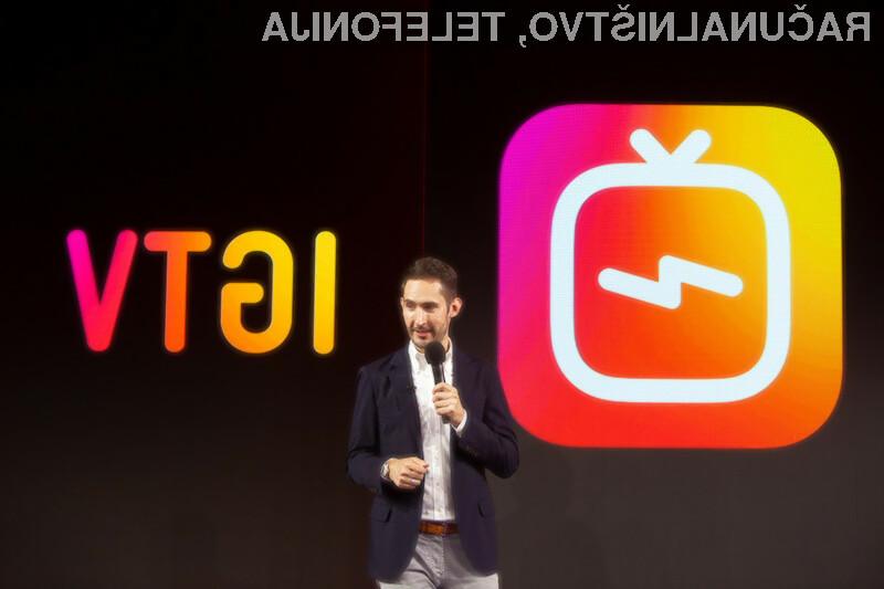 Televizija Instagram, IGTV je že požela veliko pozitivnih kritik!