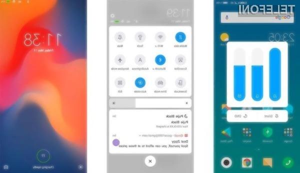 Novi grafični vmesnik MIUI 10 bo prejelo kar nekaj telefonov Xiaomi.