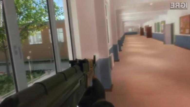 Nasilna igra »Active shooter« je bila umaknjena iz igričarske platforme Steam!