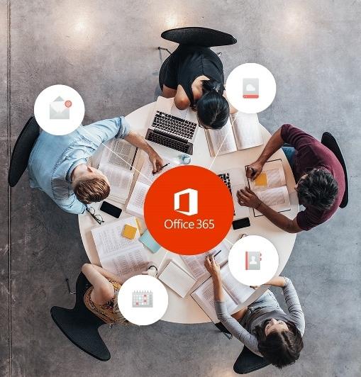 Actice backup za Office 365