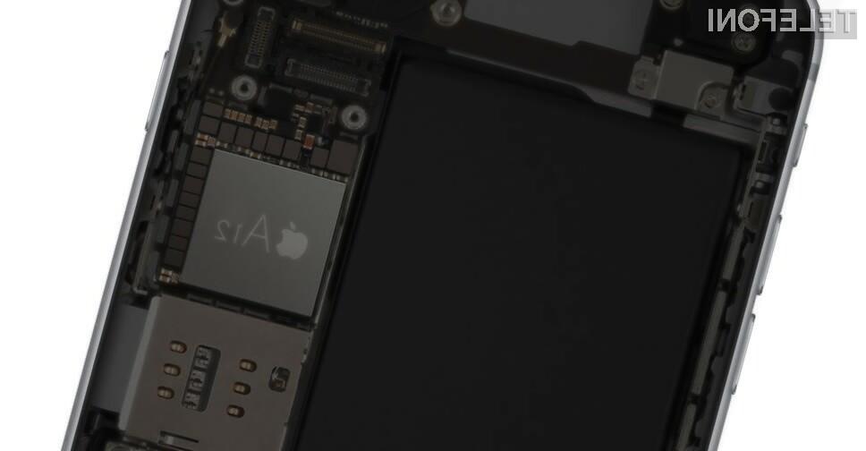 Pri podjetju Apple se vse bolj spogledujejo s 5-nanometrsko tehnologijo!
