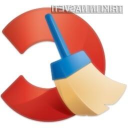 CCleaner za vso navlako na računalniku