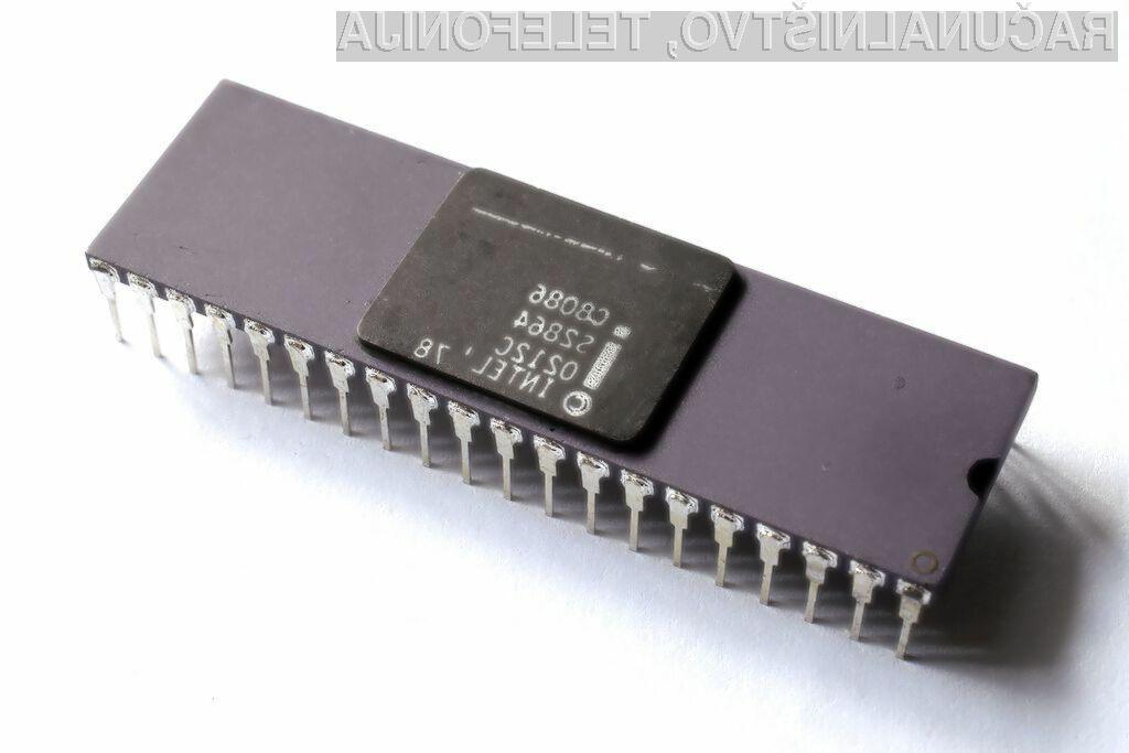 Intel je s procesorjem 8086 dejansko spremenil svet!